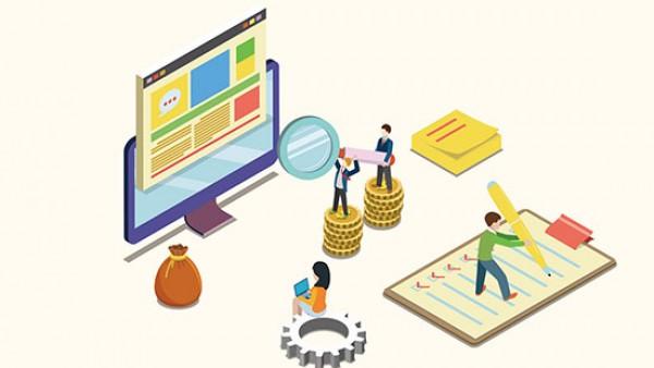 分析营销型网站页面设计需注意的四个问题