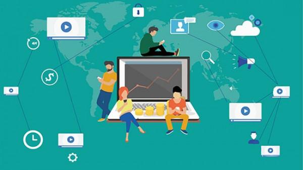 分析营销型网站建设中页面布局的四个关键