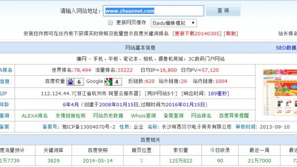 商城网站SEO优化方案(带成功案例)
