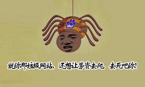 搜索引擎友好_蜘蛛友好性操作规范详解(攻略篇)